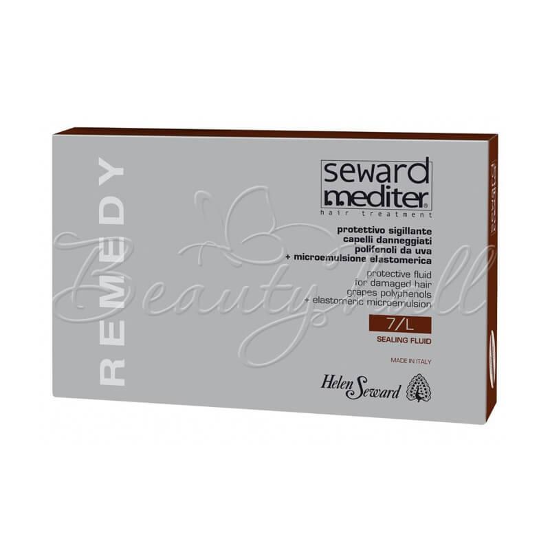Защитный флюид для поврежденных и ослабленных волос