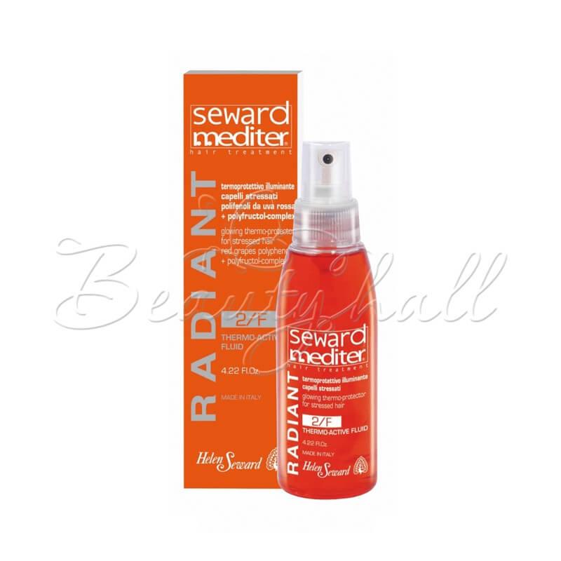 Термозащитный флюид для ослабленных волос