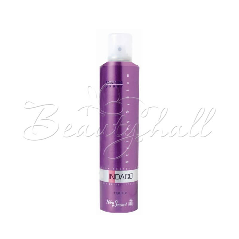Лак для волос сильной фиксации с УФ защитой