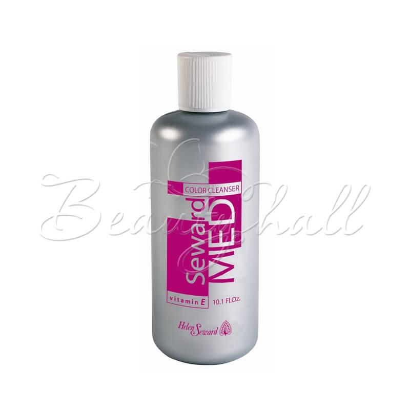 Жидкость для очистки кожи от пятен краски