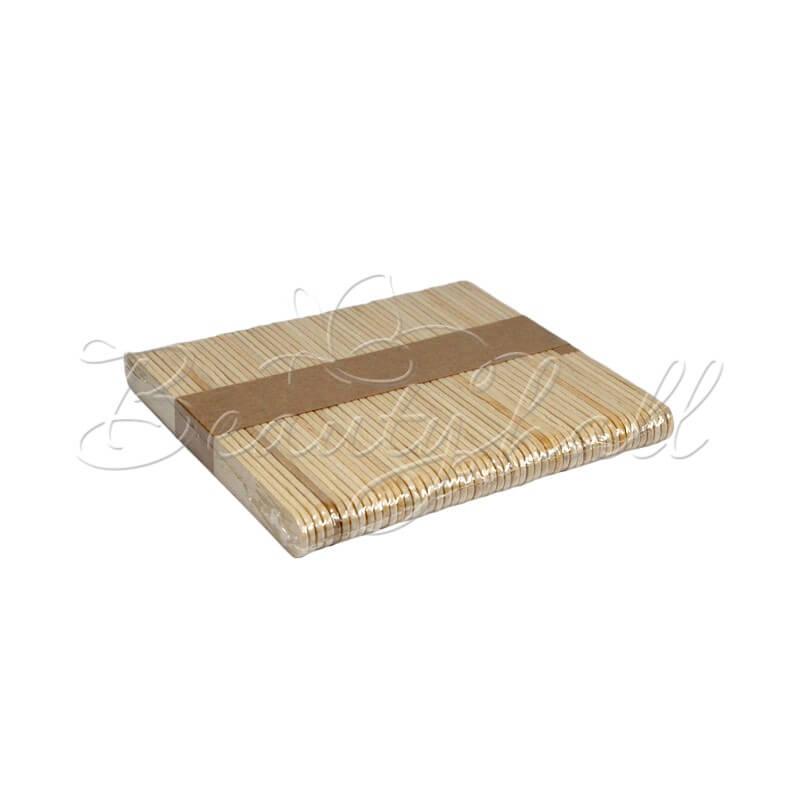 Шпатель деревянный для воска