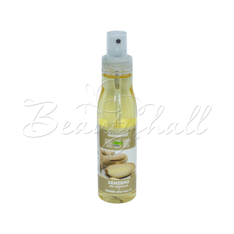 Arcocere Afterwax oil Ginger
