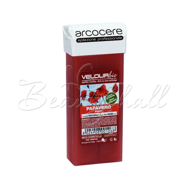 Arcocere Velur bio Poppy