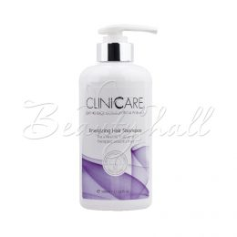 Энергетический шампунь с эффектом ревитализации против выпадения волос