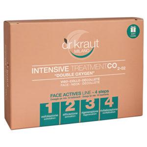 """Dr.Kraut Intensive Treatment CO2+O2 """"Double Oxygen"""""""